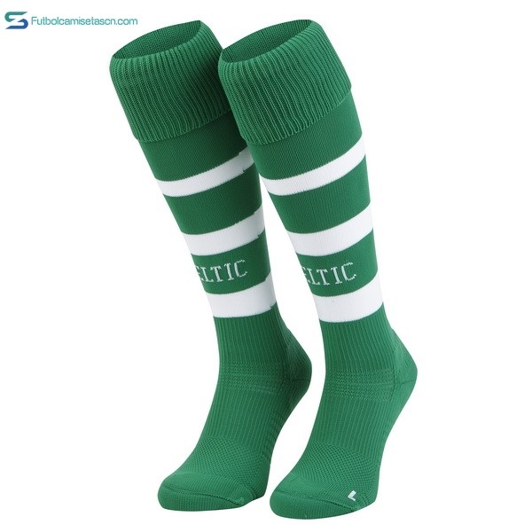 Calcetines Celtic 1ª 2018/19 Verde