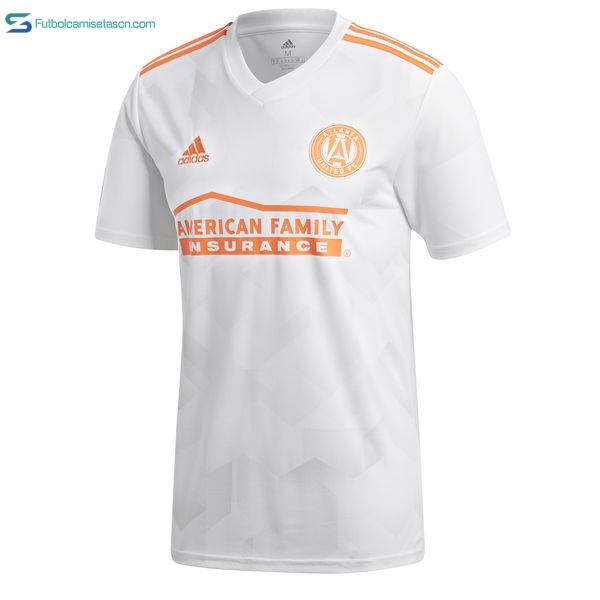 Camiseta Atlanta United 2ª 2018/19 Blanco