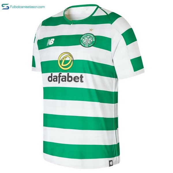 Camiseta Celtic 1ª 2018/19 Verde