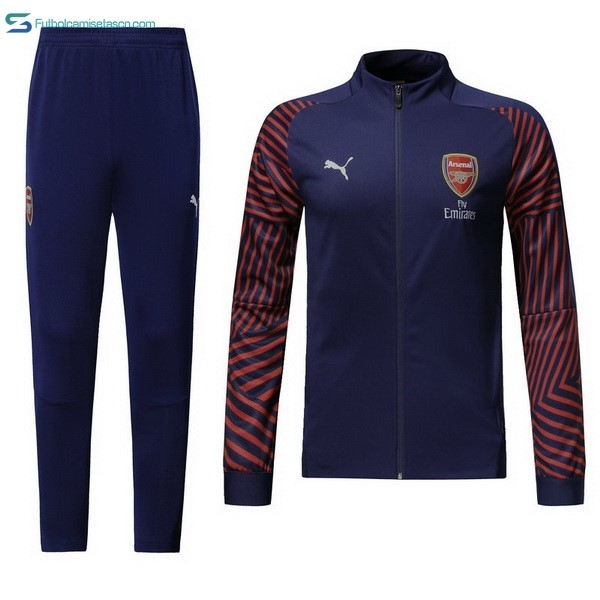 Chandal Arsenal 2018/19 Azul
