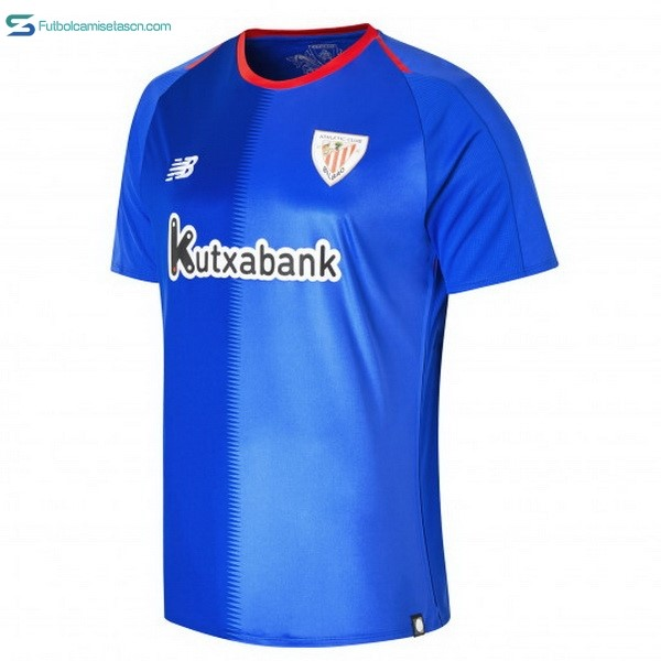 Camiseta Athletic Bilbao 2ª 2018/19 Azul