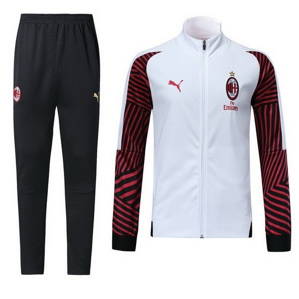 Chandal Milan 2018/19 Blanco