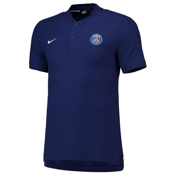 Polo Paris Saint Germain 2018/19 Azul