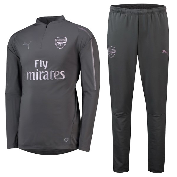 Chandal Arsenal 2018/19 Gris