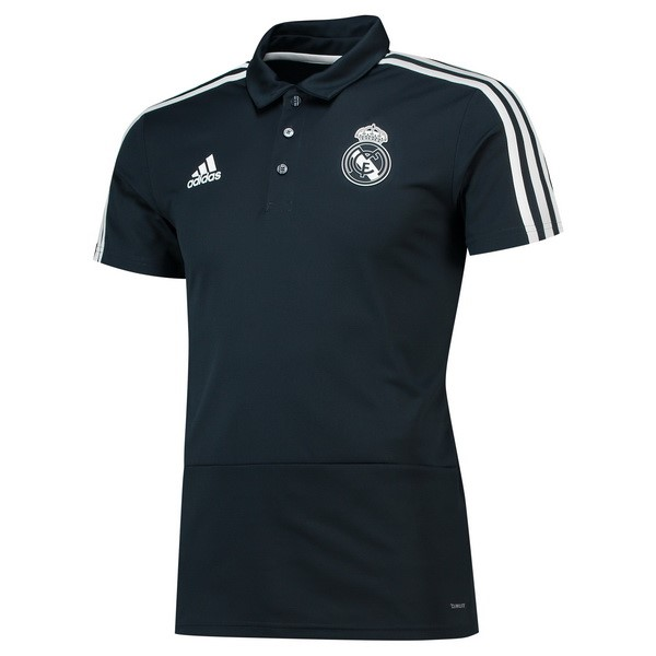 Polo Real Madrid 2018/19 Negro