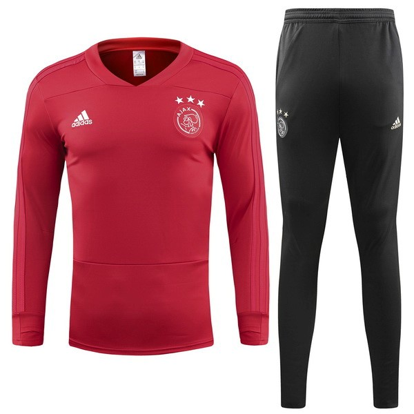 Chandal Ajax 2018/19 Rojo