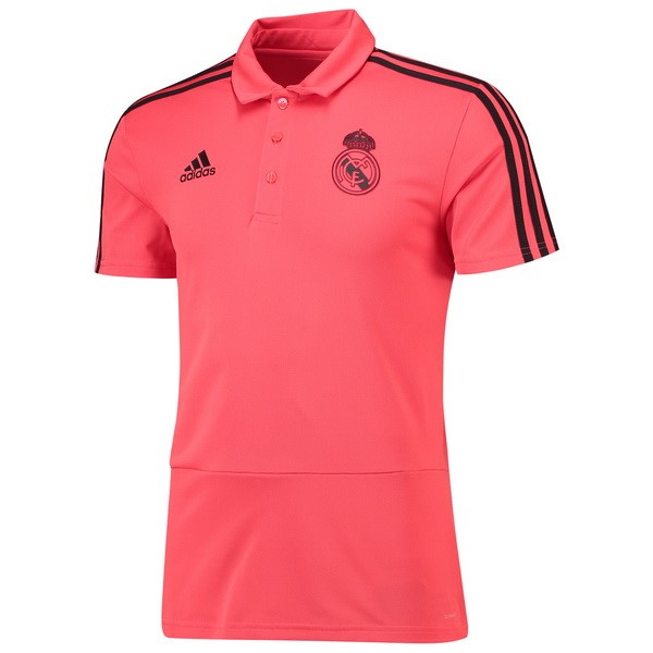 Polo Real Madrid 2018/19 Rosa