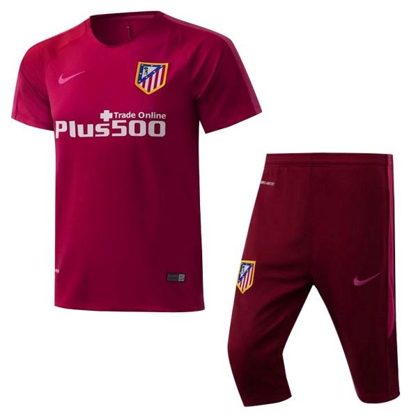 fed79901ddf03 Camiseta Entrenamiento Athletic Madrid Conjunto Completo 2018 19 Rojo