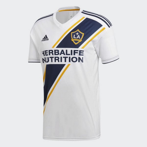 Camiseta Los Angeles Galaxy 1ª 2018/19 Blanco