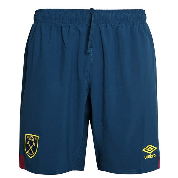 Pantalones West Ham United 2ª 2018/19 Azul