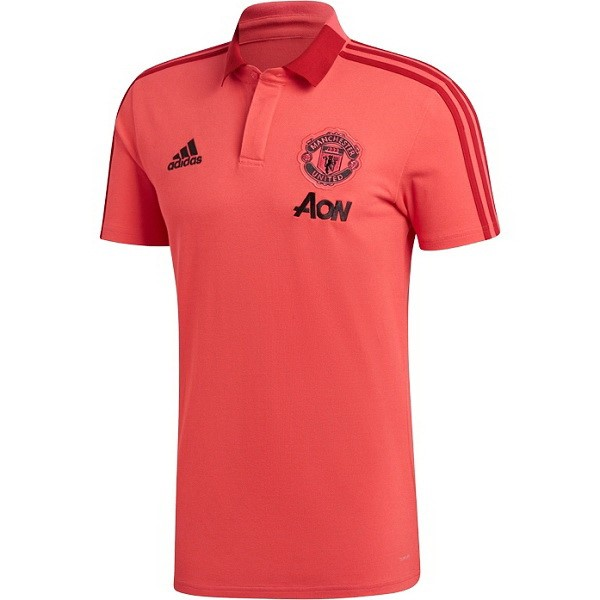 Polo Manchester United 2018/19 Rojo