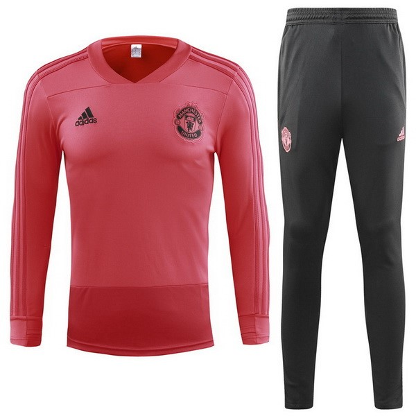 Chandal Manchester United 2018/19 Rojo Claro