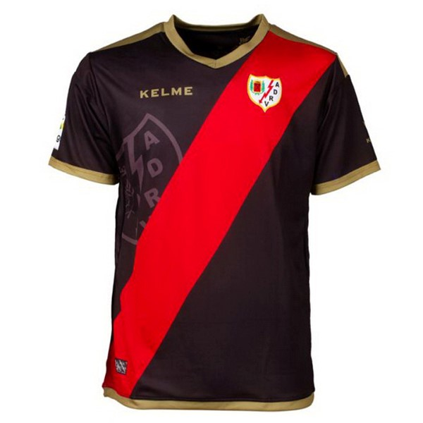 Camiseta Rayo Vallecano de Madrid 2ª 2018/19 Negro