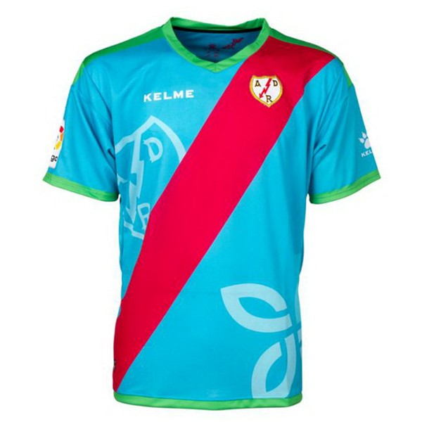 Camiseta Rayo Vallecano de Madrid 3ª 2018/19 Azul