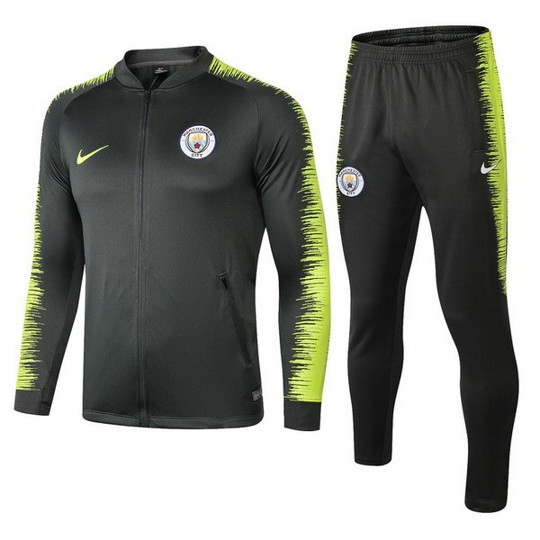 Chandal Manchester City 2018/19 Verde