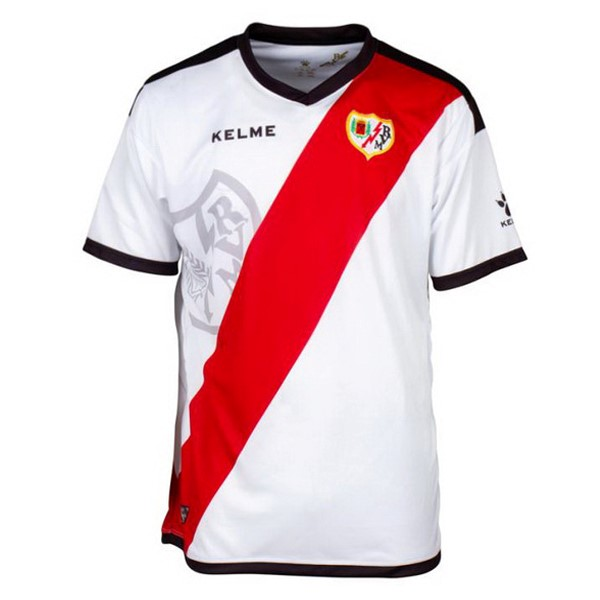 Camiseta Rayo Vallecano de Madrid 1ª 2018/19 Blanco