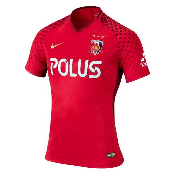 Camiseta Urawa Red Diamonds 1ª 2018/19 Rojo