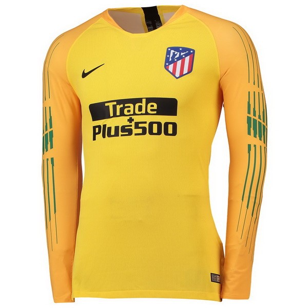 Camiseta Athletic Madrid ML Portero 2018/19 Amarillo