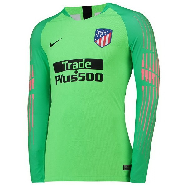 Camiseta Athletic Madrid ML Portero 2018/19 Verde