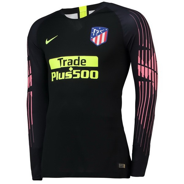 Camiseta Athletic Madrid ML Portero 2018/19 Negro