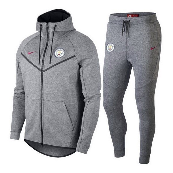 Chandal Manchester City 2018/19 Gris