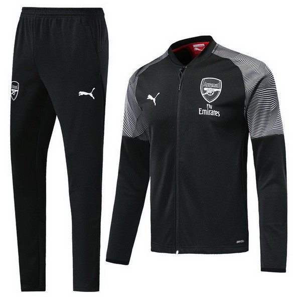 Chandal Arsenal 2018/19 Negro Gris