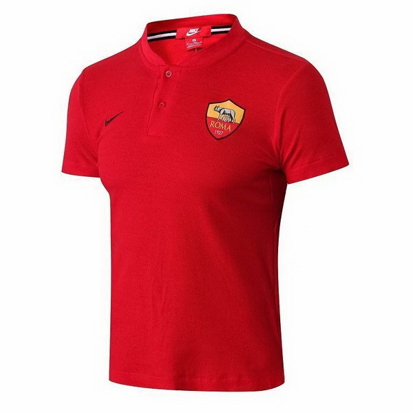 Polo AS Roma 2018/19 Rojo