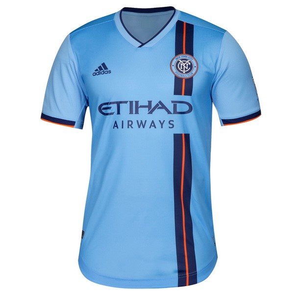 Camiseta New York City 1ª 2019/20 Azul