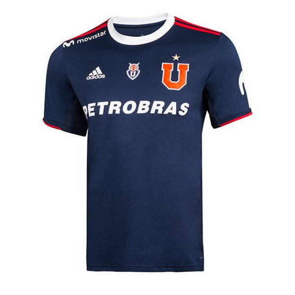 Camiseta Universidad De Chile 1ª 2019/20 Azul