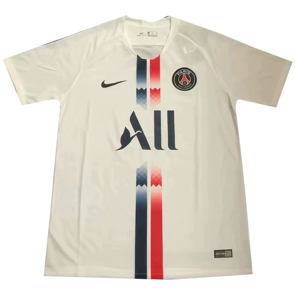 Camiseta Paris Saint Germain Concepto 2ª 2019/20 Blanco