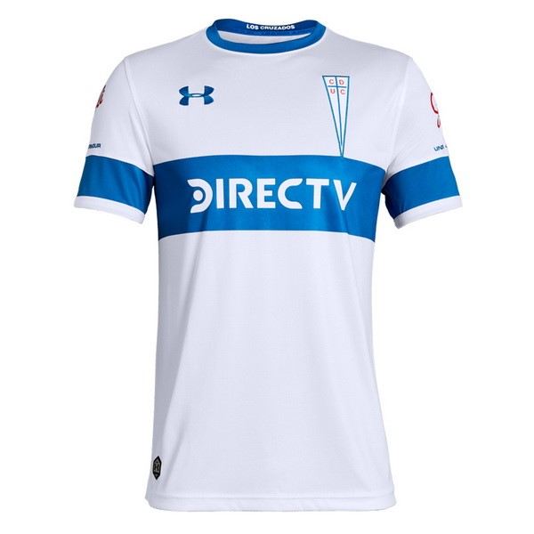 Camiseta CD Universidad Católica 1ª 2019/20 Blanco