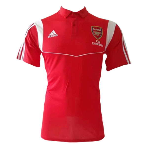 Polo Arsenal 2019/20 Rojo Blanco