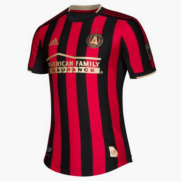 Camiseta Atlanta United 1ª 2019/20 Rojo