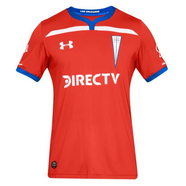 Camiseta CD Universidad Católica 2ª 2019/20 Rojo