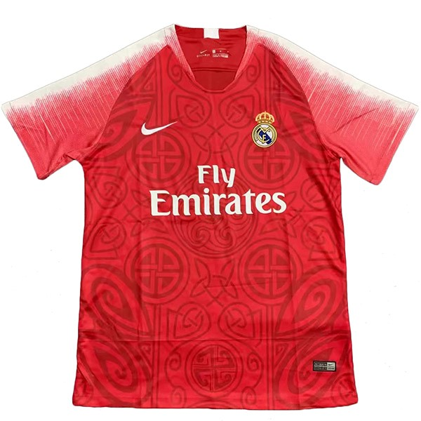 Camiseta Real Madrid Concepto 2019/20 Rojo