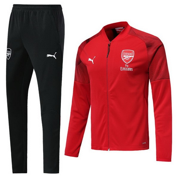 Chandal Arsenal 2018/19 Rojo Negro