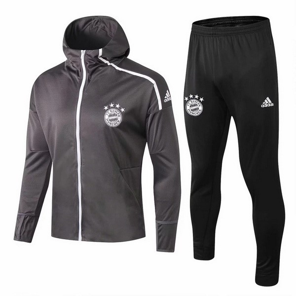 Chandal Bayern Munich 2018/19 Gris Blanco