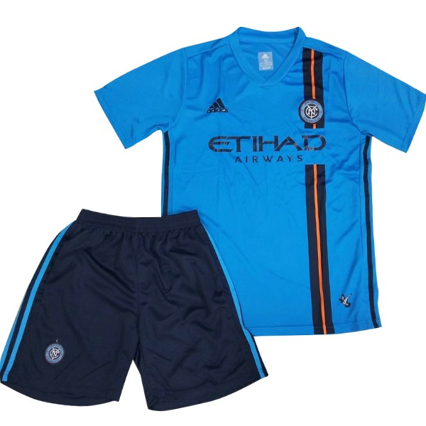 Camiseta New York City 1ª Niños 2019/20 Azul