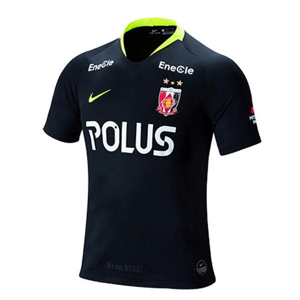 Camiseta Urawa Red Diamonds 2ª 2019/20 Negro