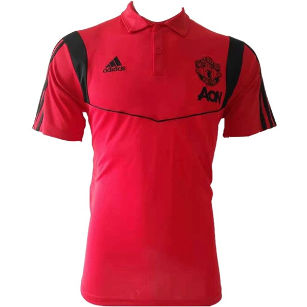 Polo Manchester United 2019/20 Rojo