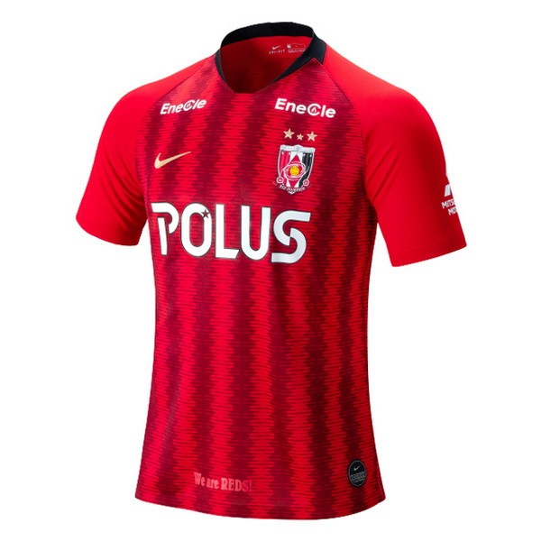 Camiseta Urawa Red Diamonds 1ª 2019/20 Rojo