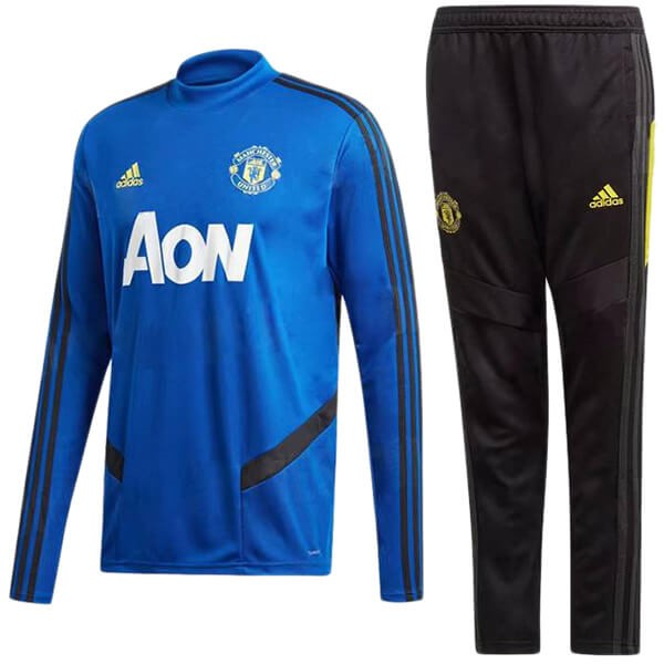 Chandal Manchester United 2019/20 Azul Negro