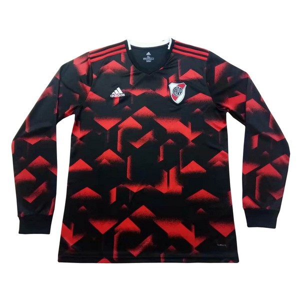 Camiseta River Plate 2ª ML 2019/20 Rojo