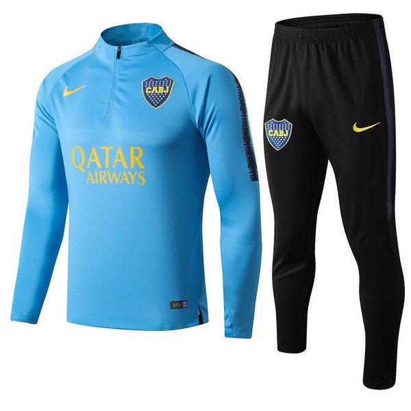 Chandal Boca Juniors 2018/19 Azul Negro