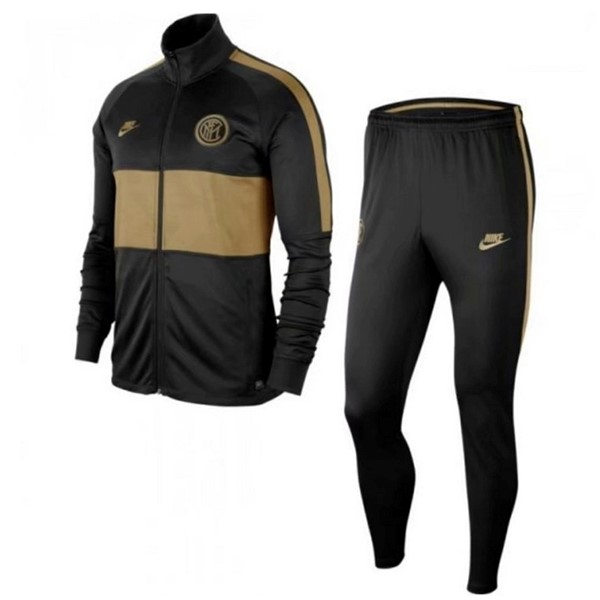 Chandal Inter 2019/20 Negro Oro