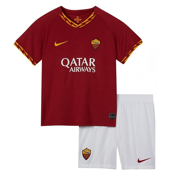 Camiseta AS Roma 1ª Niño 2019/20 Rojo