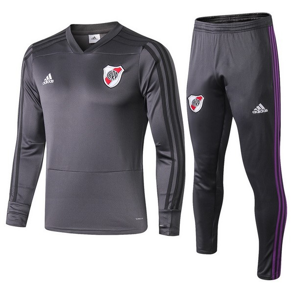 Chandal River Plate 2018/19 Gris