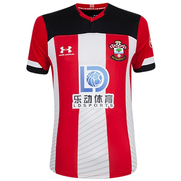 Camiseta Southampton Under Armour 1ª 2019/20 Rojo Blanco