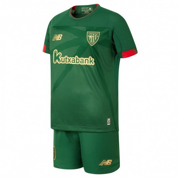Camiseta Athletic Bilbao 2ª Niño 2019/20 Verde
