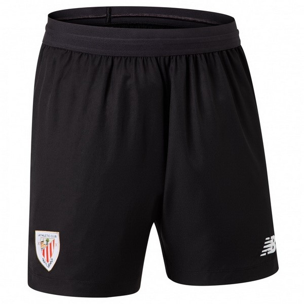 Pantalones Athletic Bilbao 1ª 2019/20 Negro